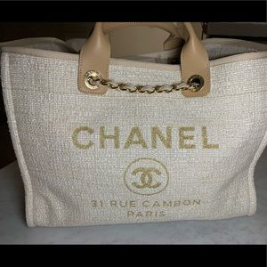 Authentic Brand New Chanel Deuville